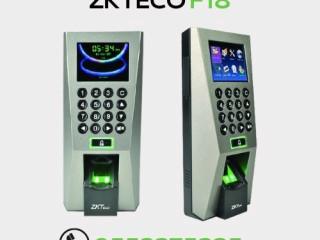 جهاز البصمة والاكسيس كنترول من ZKTECO