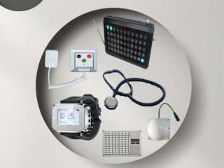 اجهزة مناداة التمريض داخل المستشفيات وأنظمة الاستدعاء