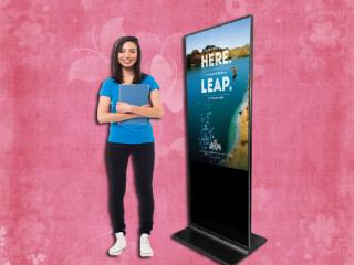 شاشات تفاعلية اعلانية للبيع interactive touch screen
