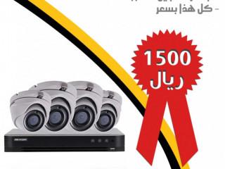 كاميرات هيك فيجن العالمية وعروض مميزة