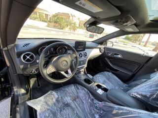 For sale Mercedes cla 250 class (2018) with kit cla 45 amg 2019 مرسيدس للبيع
